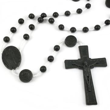 Divine Mercy Plastic Rosary