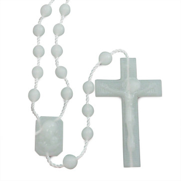 Phosphorus Plastic Rosaries
