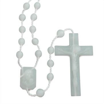 Phosphorus Plastic Rosaries
