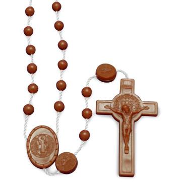 Plastic Beads Rosary