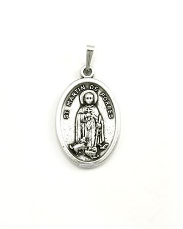 St. Martin De Porres Medal - Front