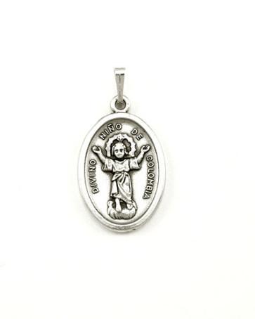 Divine Child Jesus Medal - Front