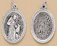 St. Francis de Assisi Medal