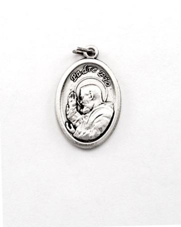 Padre Pio Catholic Medal