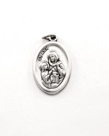 St. Anne Catholic Medal