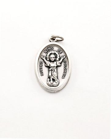 Divine Child Jesus Catholic Medal