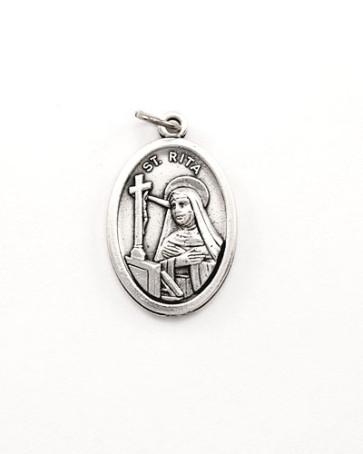 St. Rita Catholic Medal