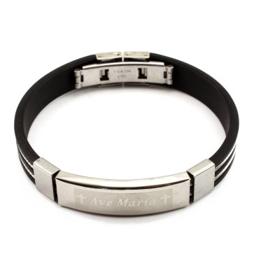 Ave Maria Prayer Bracelet