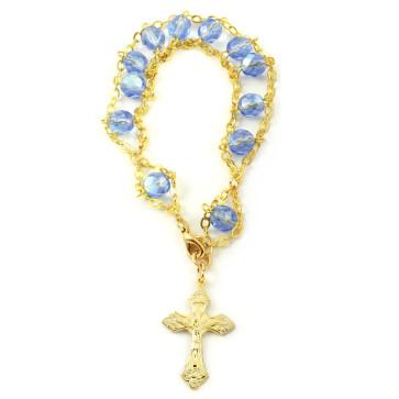 Catholic Ladder Rosary Bracelet