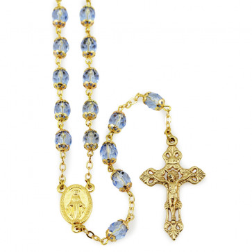 Lady of MIracles Rosary