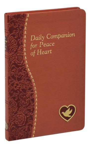 Daily Companion for Peace of Heart Catholic faith Book