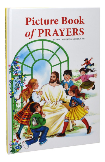 Picture Book Of Prayers Christian Catholic