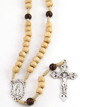 Miraculous Rosary Catholic Beads