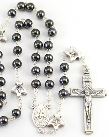 Holy Spirit Hematite Catholic Rosary