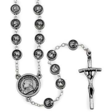 Pope John and Benedict XVI Catholic Rosary