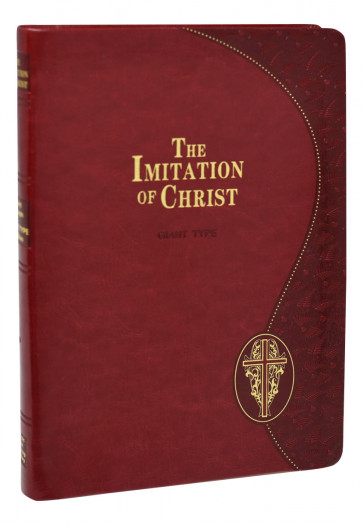 IMITATION OF CHRIST BOOK (Giant Type Edition) catholic christian