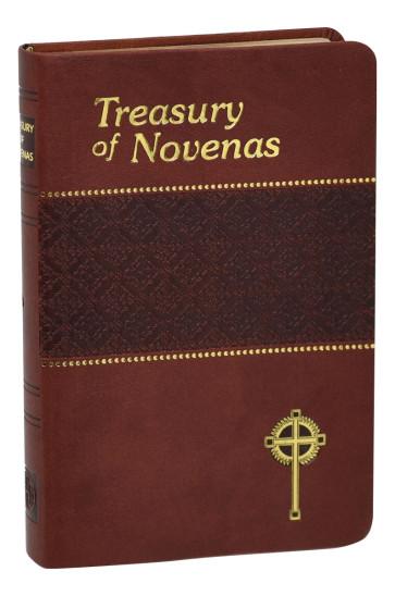 Treasury Of Novenas Book