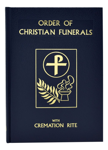 Catholic Funerals book  Cremation Rite Children