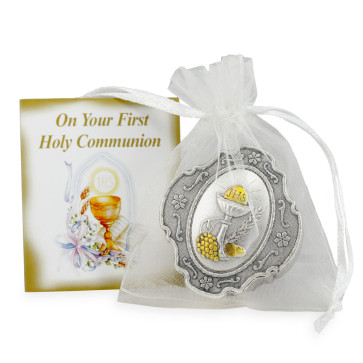 First Communion Rosary Set