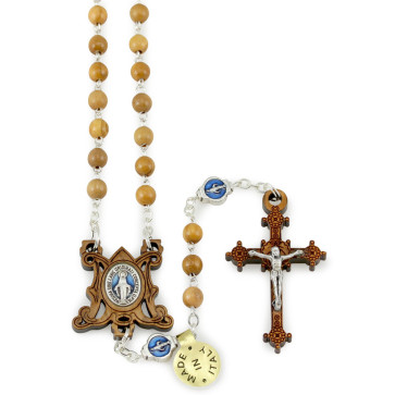 Miraculous Medal Catholic Rosary