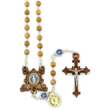 Miraculous Medal Catholic Rosary