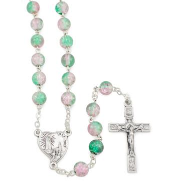 Fatima Centennial Rosary Beads
