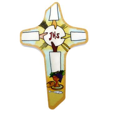 First Communion Catholic Wall Cross