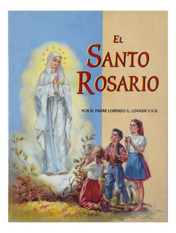 El Santo Rosario Book