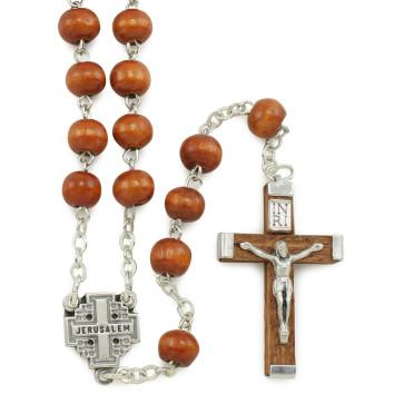 Jerusalem Wooden Rosaries