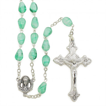 Glass Beads Rosaries
