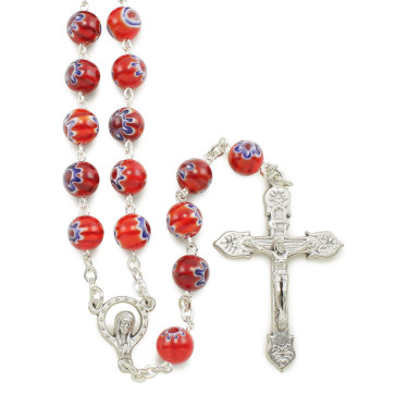 Rosary Murano Glass Beads