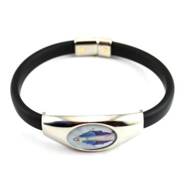 Our Lady of Miracles Catholic Bracelet