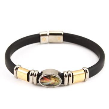 Divine Mercy Catholic Bracelet