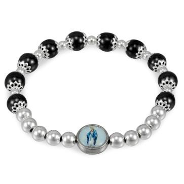 Hematite Beads Adjustable Rosary