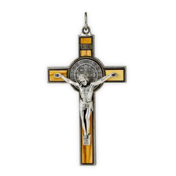 St Benedict Catholic Crucifix