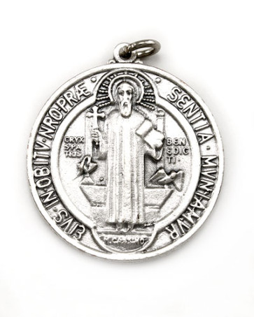 Saint Benedict Catholic Medal
