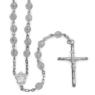 Swarovski Beads Catholic Rosary