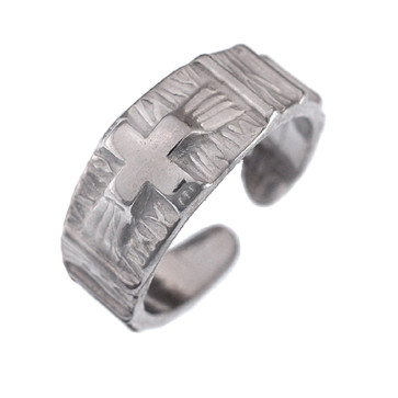 Rosary Ring Sterling Silver