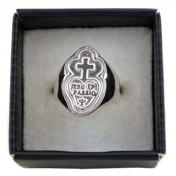 Passion of Jesus Ring