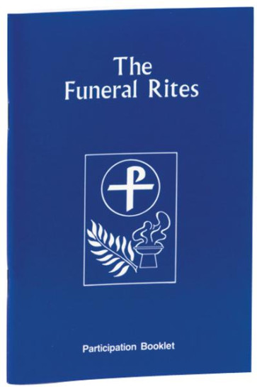 The Funeral Rites Catholic Book