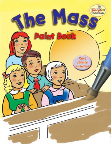 The Mass Paint Book