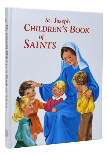 Children's Book of Saints