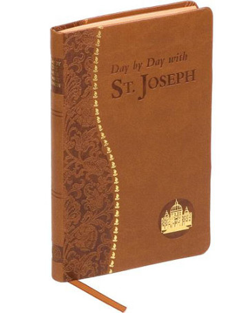 Day by Day with Saint Joseph Book