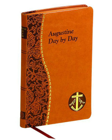 Augustine Day by Day - Catholic Book
