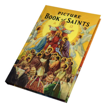 Picture Book of the Saints Catholic Book