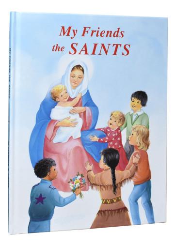 My Friends the Saints Catholic Book