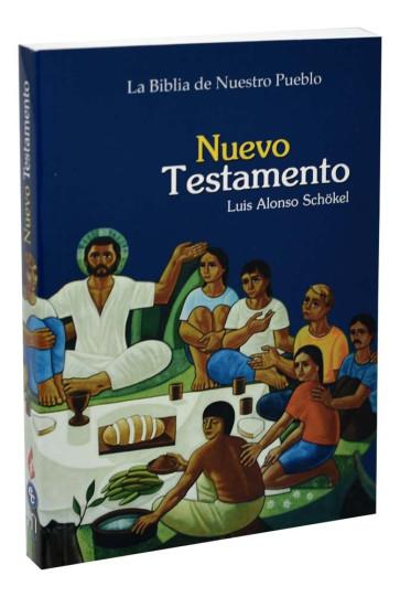 La Biblia de Nuestro Pueblo Nuevo Testamento