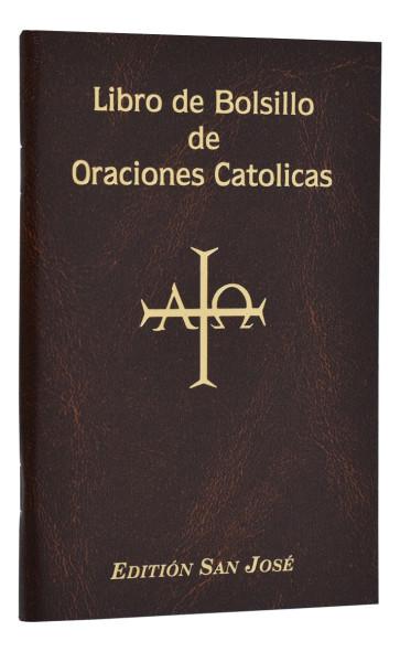 Libro De Bosillo De Oraciones Catolicas Catholic Book