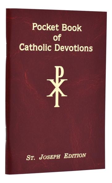 Pocket Book of Catholic Devotions Books