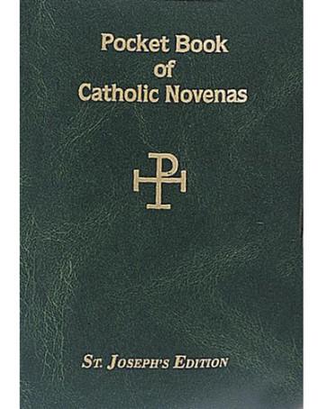 Pocket Book of Catholic Novenas Books